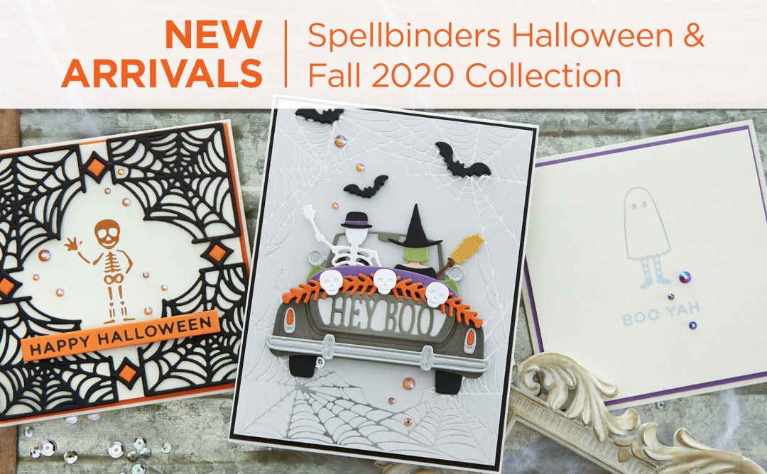 What's New | Spellbinders Halloween and Fall Collection