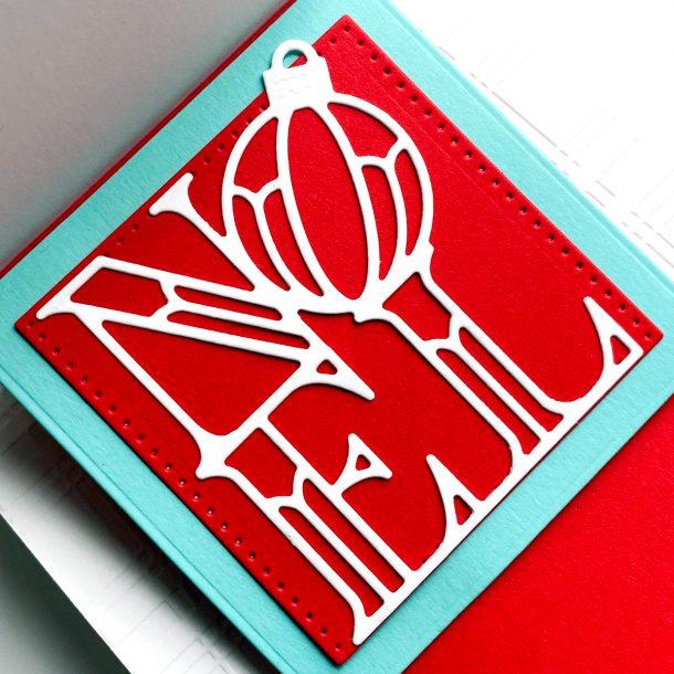 Spellbinders Christmas Cascade Collection by Becca Feeken - Kinetic Cards with Jean Manis #Spellbinders #NeverStopMaking #DieCutting #Cardmaking