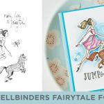 Cardmaking Inspiration | Jump For Joy Card Featuring Fairytale Fox with Kim Kesti