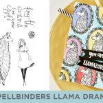 Cardmaking Inspiration | You are Llamazing Card Featuring Llama Drama with Kim Kesti