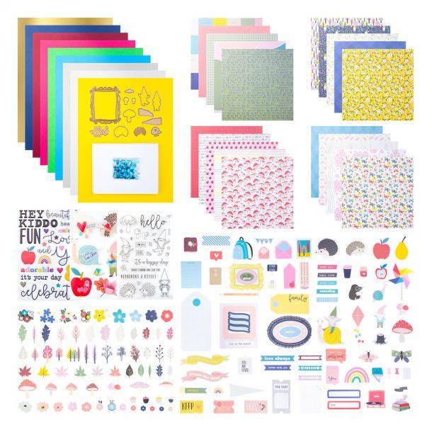 Spellbinders September 2020 Card Kit of the Month is Here – Whimsical Forest #Spellbinders #NeverStopMaking #Cardmaking