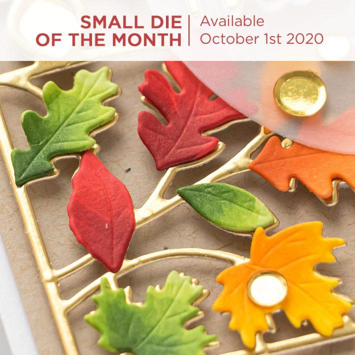 Coming Soon! Spellbinders October 2020 Club Kits! #Spellbinders #NeveStopMaking #Cardmaking
