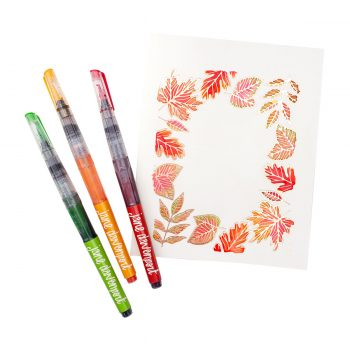 Spellbinders October 2020 Glimmer Hot Foil Kit of the Month is Here – Crimson Fall #Spellbinders #SpellbindersClubKits #NeverStopMaking #GlimmerHotFoilSystem