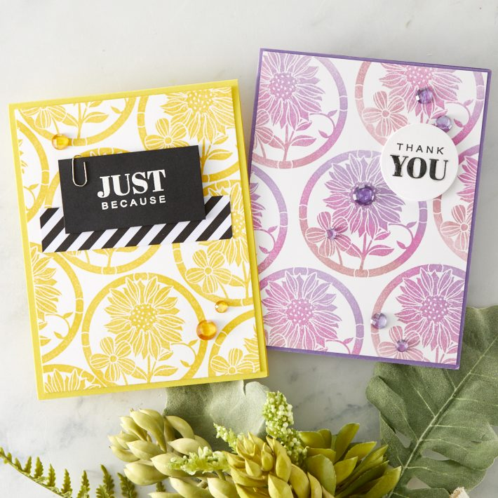 What's New | FSJ Buzzworthy Collection - Block Prints Stamp Set from the FSJ Buzzworthy Collection