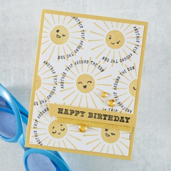 What's New | FSJ Buzzworthy Collection - Trip Around the Sun Stamp Set from the FSJ Buzzworthy Collection