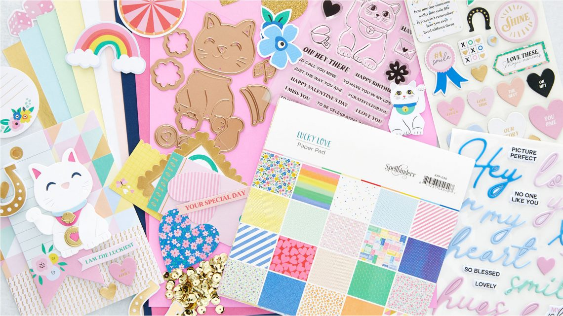Coming Soon! Spellbinders January 2021 Club Kits